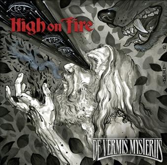 High on Fire - De Vermis Mysteriis cover art