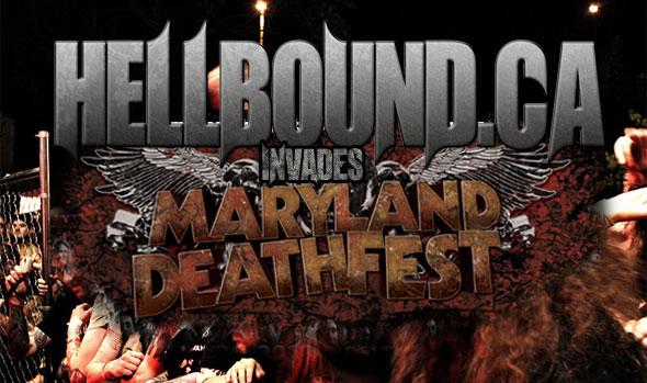 Hellbound.ca Invades Maryland Deathfest