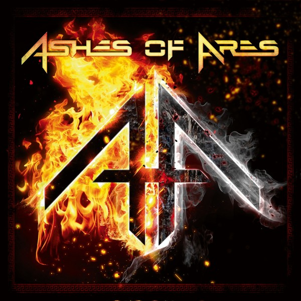 Ashes Of Ares - Ashes Of Ares - Artwork