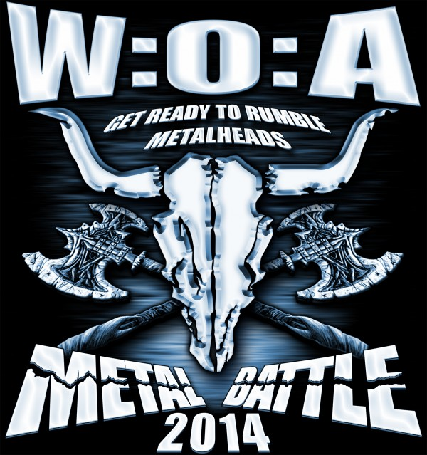 Wacken Metal Battle Canada 2014