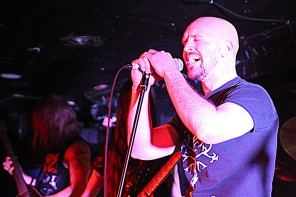 Photo Gallery: Demontage with Demona, Valkyrie's Cry, Cromlech in Toronto, March 8, 2014