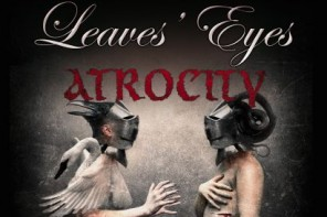 America Noir tour interviews: Atrocity, Leaves' Eyes, and