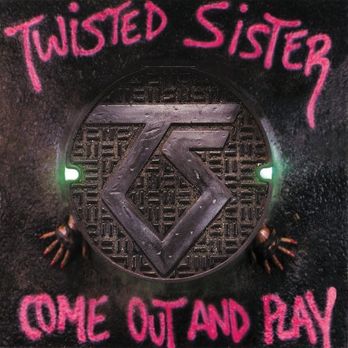 Twisted Sister Come Out and Play cover