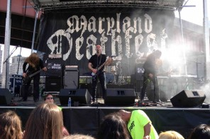 More Maryland Deathfest 2014 – going full bore at MDF