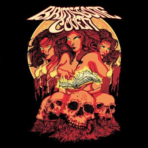 Brimstone Coven - S/T