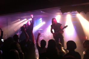 """We Fear Nothing!"": Lacuna Coil, September 27, 2014"