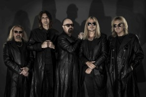 Judas Priest: one new recruit meets four heavy metal veterans