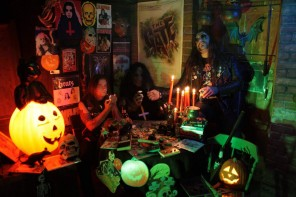 Hellbound's Halloween playlist 2014
