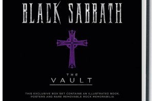Black Sabbath: The Vault by Paul Elliot