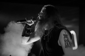 Amon Amarth, Sabaton, and Skeletonwitch in Thunder Bay, October 7, 2014