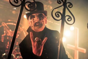 King Diamond / Jess and the Ancient Ones @ Sound Academy, Toronto ON, October 18, 2014