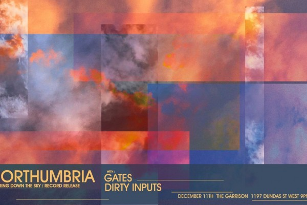 Northumbria show poster