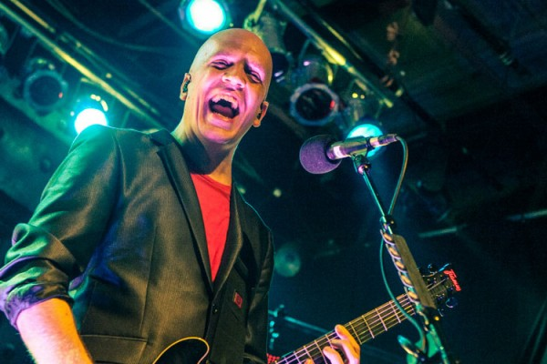 Devin Townsend cover photo