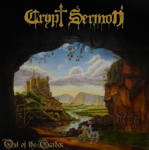 Crypt Sermon - Out of the Garden
