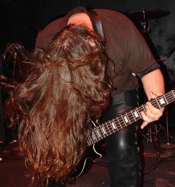 Morgion at Northern Lights Festival in Toronto, 2004