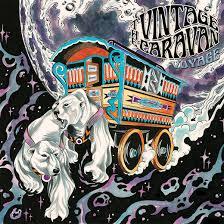 vintage caravan - voyage
