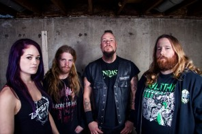 Video Premiere: DEAD ASYLUM – Forgotten Sacrifice