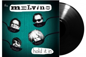 The Melvins – Hold It In (Vinyl Vlog)