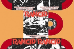 "Rancid – …And Out Come The Wolves (5 x 7"" vinyl set)"
