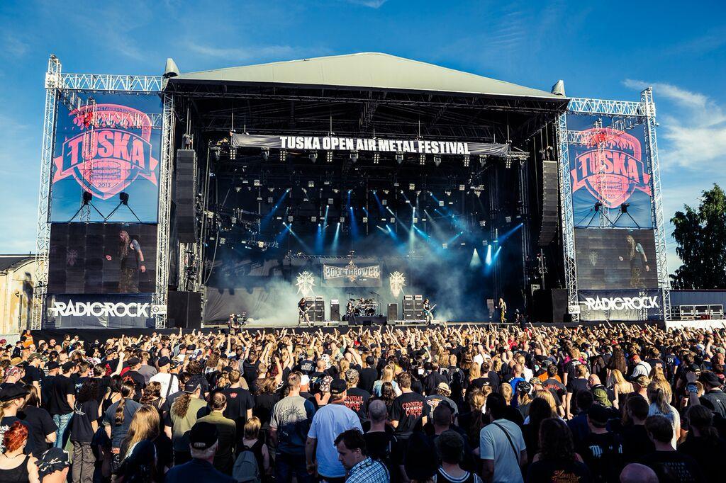 Лучшие метал-фестивали 2017: Tuska