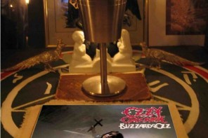 Ozzy Osbourne – Blizzard Of Ozz LP (revisited)