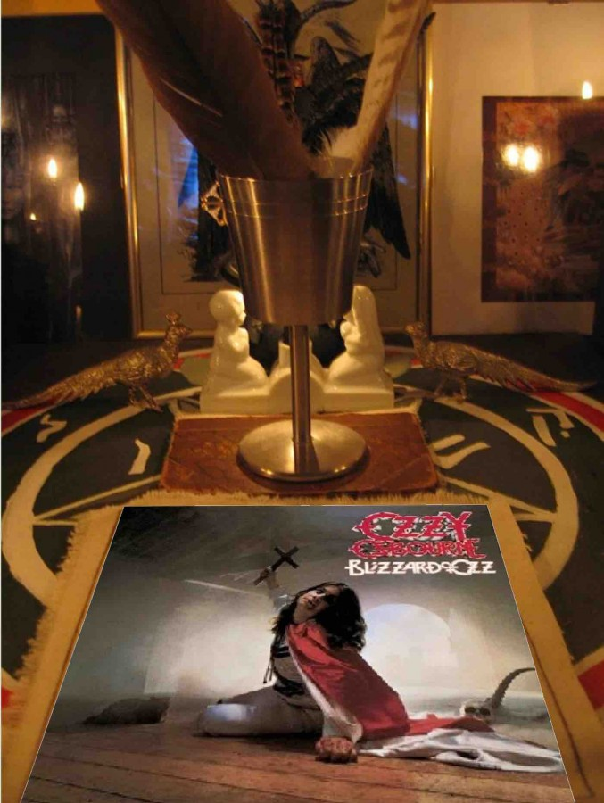 Ozzy Osbourne Blizzard Of Ozz Lp Revisited Hellbound Ca