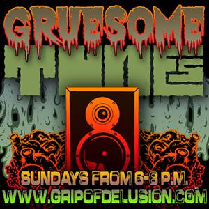 Gruesome Tunes - Sundays from 6-8pm