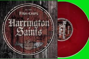 Harrington Saints – Fish & Chips EP