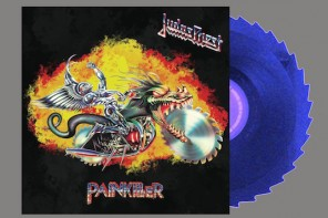 "Judas Priest – Painkiller 10"" single"