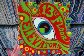 The Psychedelic Sound of The Thirteenth Floor Elevators LP