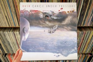 Rush – Grace Under Pressure LP