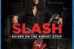 Slash – Raised On The Sunset Strip Blu-Ray