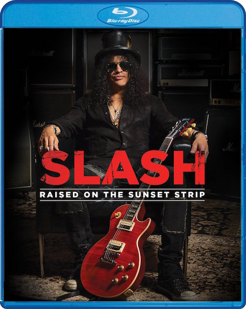 Slash blu ray