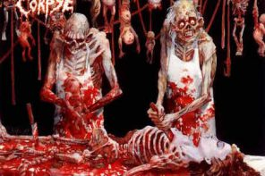 Slowly We Rot: The Resounding Influence of Death Metal Album Art