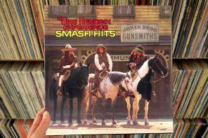 Jimi Hendrix Experience – Smash Hits LP