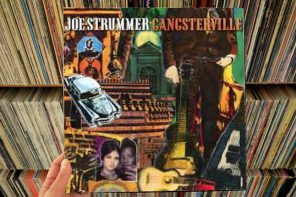 Joe Strummer – Gangsterville 12-inch single