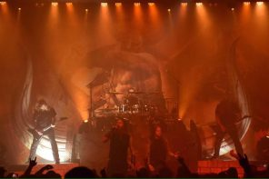 Amon Amarth, O'Brian's Event Centre, Saskatoon, SK, May 13, 2016