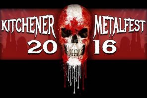 Heavy Metal vs Cancer in Kitchener, ON