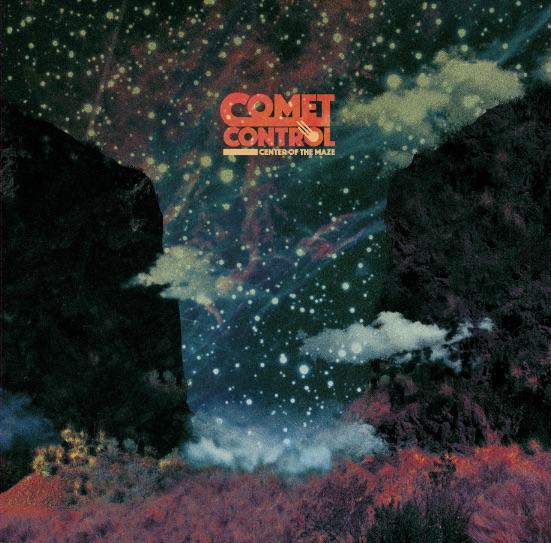 Comet Control Center of the Maze album cover