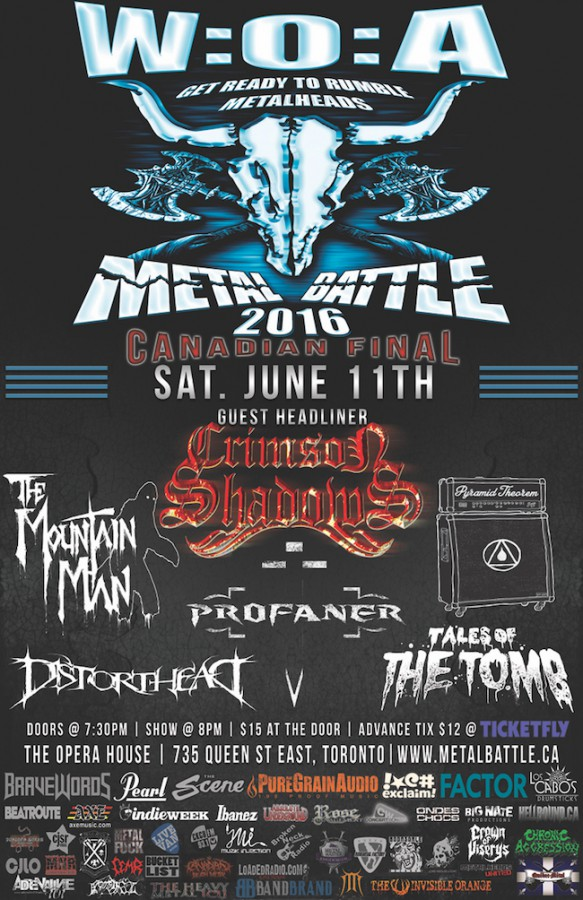 wacken metal battle canada 2016 finals