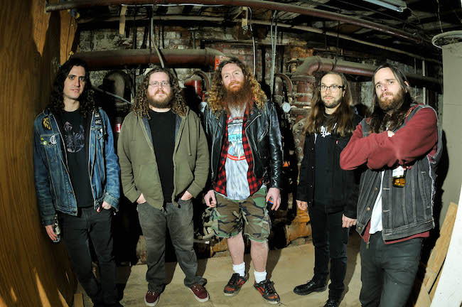 Inter Arma band photo