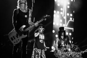 Guns N' Roses live in Toronto – July 16, 2016
