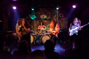 Skull Fist, Fog of Leprosy and Lutharo – July 3, 2016 in Hamilton ON