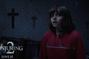 Horror movie review: The Conjuring 2