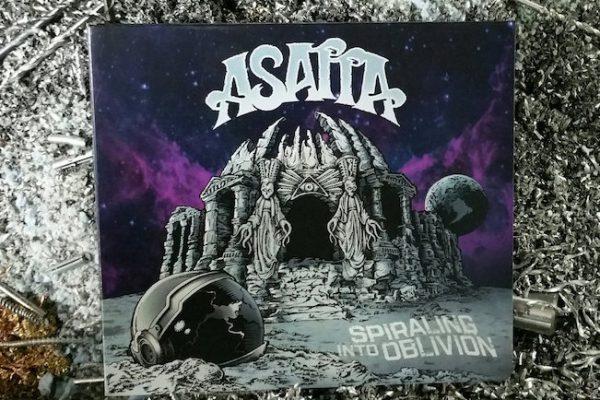 Asatta - Spiraling Into Oblivion