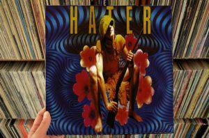 Hater – s/t LP (reissue)