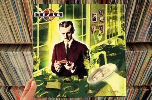 Tesla – Psychotic Supper LP (vinyl reissue)