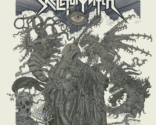 skeleton witch - the apothic gloom