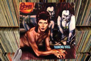 David Bowie – Diamond Dogs LP