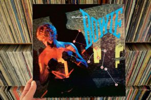 David Bowie – Let's Dance LP